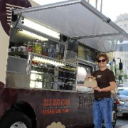 Molly Taylor The Sweets Truck LA