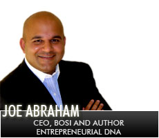 Joe Abraham Headshot